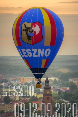 29th Leszno Balloon Cup. 09-12.09.2020